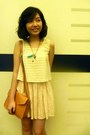 Eggshell-thrifted-dress-mustard-thrifted-bag-off-white-local-brand-top