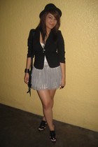 H&M skirt - Steve Madden shoes - forever 21 purse
