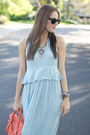Bcbgeneration-dress-ray-ban-sunglasses