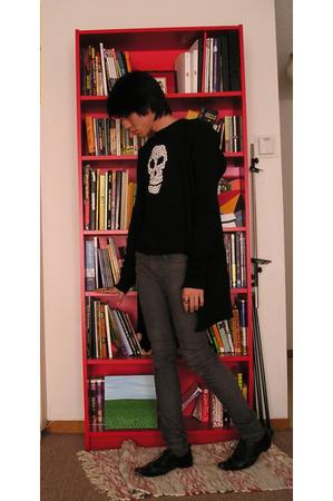 Obscur jacket - t-shirt - april 77 jeans - Alfredo Bannister shoes