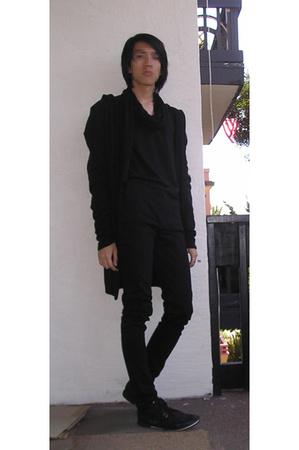 Obscur jacket - Diet Butcher Slim Skin top - Cheap Monday jeans - Gram shoes
