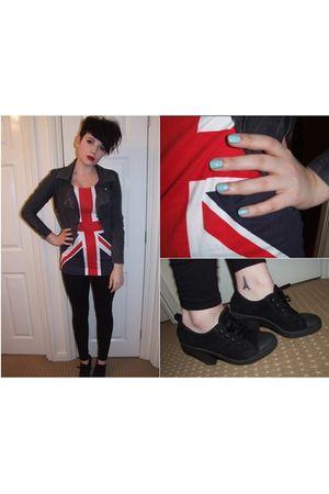 red Ebay dress