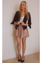 Zara skirt - Zara jacket
