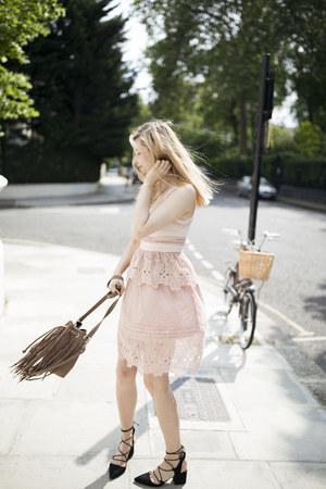 Floating Style dress - Floating Style bag