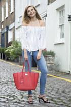 Marc B Bag bag - Cheap Monday jeans - DressLink blouse