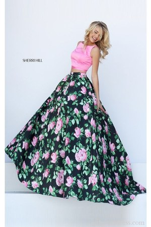 Sherri Hill 50456 dress