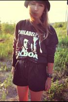 black Jack&Jones sweatshirt