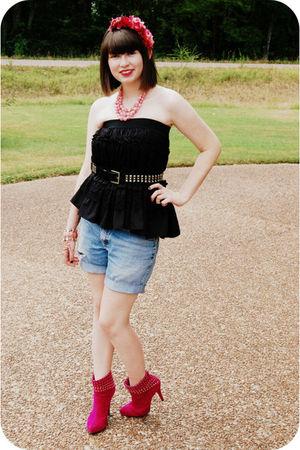 black Wilster skirt