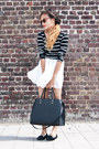 H-m-bag-american-apparel-sunglasses-chiffon-oasap-skirt