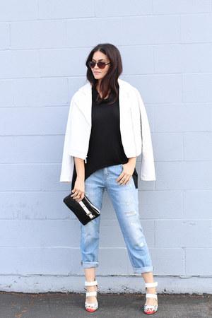 Jennifer Lopez jeans - Jennifer Lopez jacket - Jennifer Lopez bag