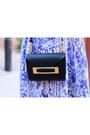 Floral-print-arc-co-dress-black-sophie-holume-bag-black-indigo-rd-sandals