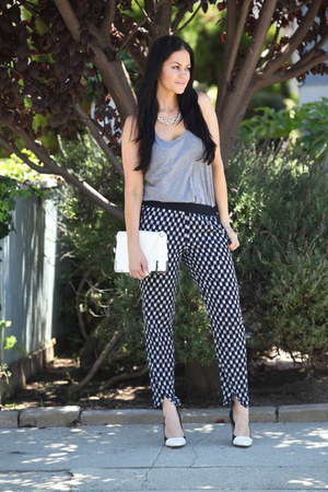H&M pants - Michael Stars top