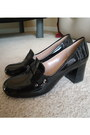 cfb62332f7a41 ... Black-patent-leather-elie-tahari-loafers-teal-asos-