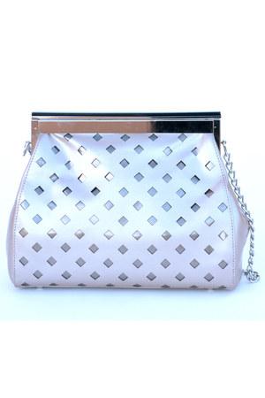 Glass Handbag purse
