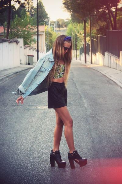 H&M accessories - Zara accessories - Levis accessories