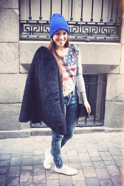 Superga shoes - Solilor shirt - asos pants - asos accessories