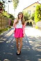 hot pink Choies sweater