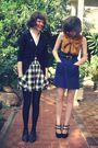 Blue-marc-by-marc-jacobs-dress-black-ebay-belt-black-sportsgirl-shoes