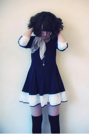 thigh high American Apparel socks - Wholesale Dress dress