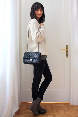 Zara sweater - Cox shoes