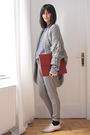 Zara-cardigan-zara-pants