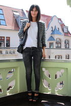 Zara jacket - Zara shoes