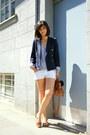 Zara-shorts