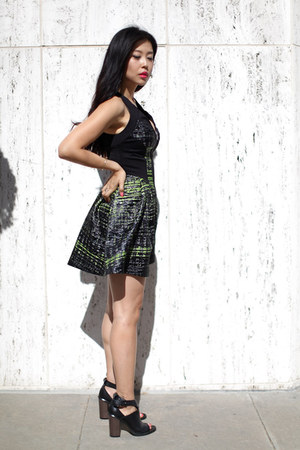 jacquard robert rodriguez dress