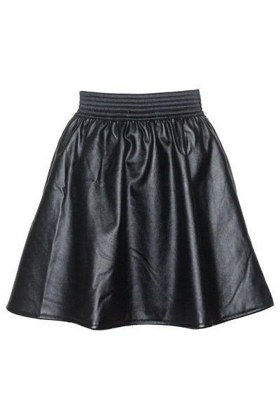 black GoodNight Macaroon skirt
