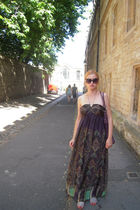 Zara dress - Urban Outfitters shoes - Marc by Marc Jacobs sunglasses
