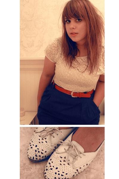 suit - belt - skirt -