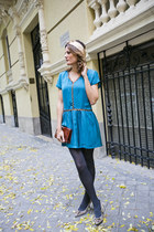 PopiandHafner dress - BOHOCHIC TOCADOS hat