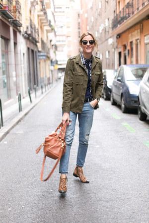 ZARA SS15 jacket