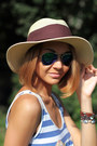 Nowistyle-hat-my-favorite-tiara-dress-nowistyle-bag-zerouv-sunglasses