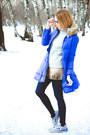 Choies-coat-chicwish-sweater-chicwish-shorts
