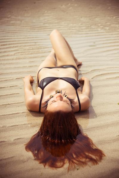 Triangl swimwear - Appleineye necklace