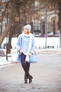 Suecommabonnie-boots-zarina-coat-marc-cain-pants