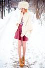 Sheinside-cardigan-chicwish-skirt