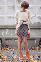 nowIStyle sweater - Jeffrey Campbell boots - nowIStyle dress
