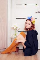 Sheinside dress - tabbisocks socks