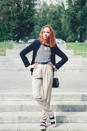Zarina jacket - Zarina bag - Zarina blouse - Zarina pants