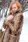 Faux-fur-asos-coat-gold-h-m-jeans-off-white-knit-and-cute-sweater