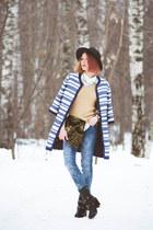 wellbinder jeans - Zarina coat