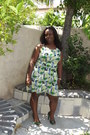 Dark-green-sleeveless-essentials-by-milano-dress