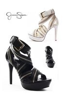 black Jessica Simpson shoes
