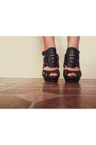 black studio tmls shoes