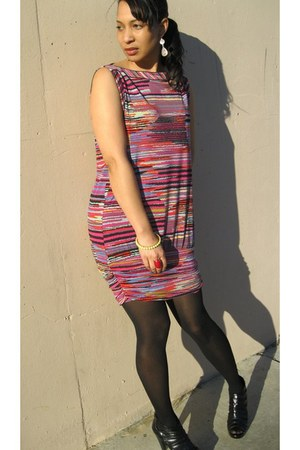 BCBG dress - Steve Madden heels