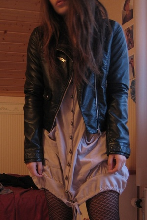 H&M jacket - H&M dress