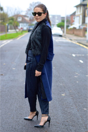 Choies jacket - Front Row Shop pants