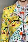 Yellow-floral-mary-katzanzou-jacket